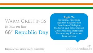 66th Republic Day 2015
