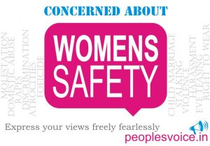 WOMEN SAFETY